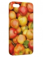 Чехол для iPhone 5/5S, Яблоки