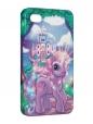 Чехол iPhone 4/4S, Маленькие пони.