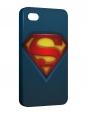 Чехол iPhone 4/4S, Супермен.