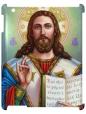 Чехол для iPad 2/3, Иисус Христос.
