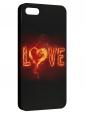 Чехол для iPhone 5/5S, LOVE