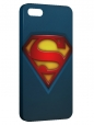 Чехол для iPhone 5/5S, Супермен.