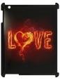 Чехол для iPad 2/3, LOVE