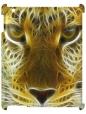 Чехол для iPad 2/3, хищник