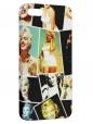 Чехол для iPhone 5/5S, Монро Коллаж