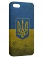 Чехол для iPhone 5/5S, Флаг Украины