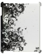 Чехол для iPad 2/3, чёрное и белое