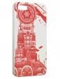 Чехол для iPhone 5/5S, Красный город