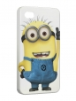 Чехол iPhone 4/4S, Minion