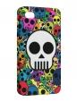 Чехол iPhone 4/4S, черепа