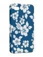 Чехол iPhone 4/4S, Aloha Hawaii blue