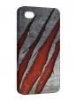 Чехол iPhone 4/4S, рана