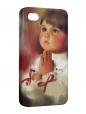Чехол iPhone 4/4S, Молитва ребенка.