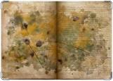 Обложка на паспорт с уголками, Старые страницы