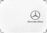 Обложка на автодокументы с уголками, Mercedes Benz