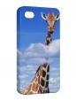 Чехол iPhone 4/4S, Жираф