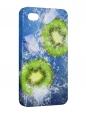 Чехол iPhone 4/4S, Киви