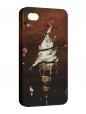 Чехол iPhone 4/4S, Мороженое
