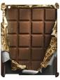 Чехол для iPad 2/3, Плитка шоколада