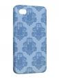 Чехол iPhone 4/4S, Тардис/Tardis