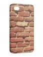 Чехол iPhone 4/4S, Кирпичная стена