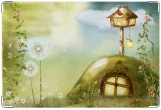 Обложка для свидетельства о рождении, Wonderland