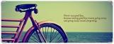 Обложка на зачетную книжку, vintage bicycle