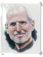 Чехол для iPad 2/3, Steve Jobs.