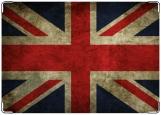 Обложка на паспорт с уголками, Great Britain