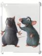 Чехол для iPad 2/3, грызуны