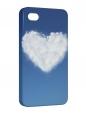 Чехол iPhone 4/4S, sky