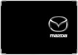 Обложка на автодокументы с уголками, Mazda 2