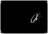 Обложка на автодокументы с уголками, X-files