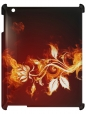 Чехол для iPad 2/3, Огонь