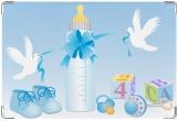 Обложка для свидетельства о рождении, С новорожденным!