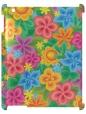 Чехол для iPad 2/3, Цветочный