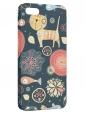 Чехол для iPhone 5/5S, Кошки-рыбки