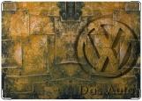 Обложка на автодокументы с уголками, Das Auto.
