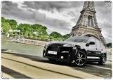 Обложка на автодокументы с уголками, Франция