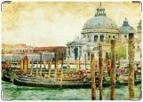 Обложка на паспорт, Винтаж. Венеция.