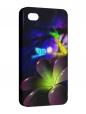 Чехол iPhone 4/4S, Сказочный цветок