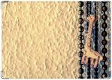 Обложка на паспорт с уголками, Жирафик
