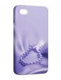 Чехол iPhone 4/4S, Нить жемчуга