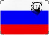 Обложка на паспорт с уголками, Я русский