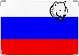 Обложка на паспорт с уголками, Я русская 3