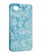 Чехол iPhone 4/4S, Голубое сияние