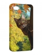 Чехол iPhone 4/4S, кот