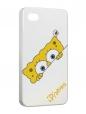 Чехол iPhone 4/4S, Губка Боб.
