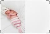 Обложка для свидетельства о рождении, ребенок 1