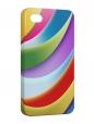 Чехол iPhone 4/4S, Разноцветные линии